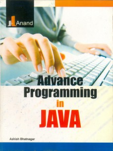 602 ADVANCED PROGRAMMING IN JAVA