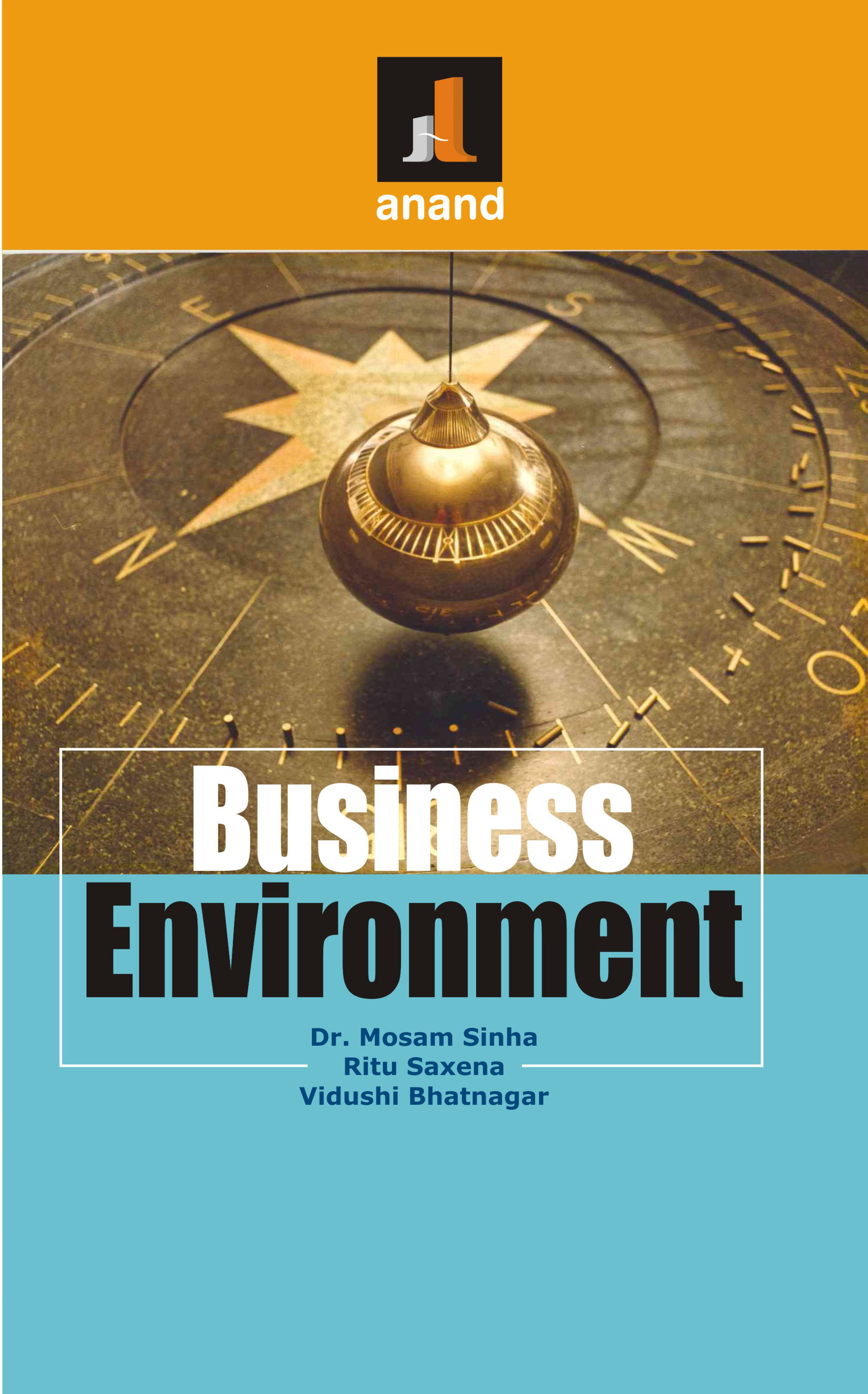 203 Business Environment