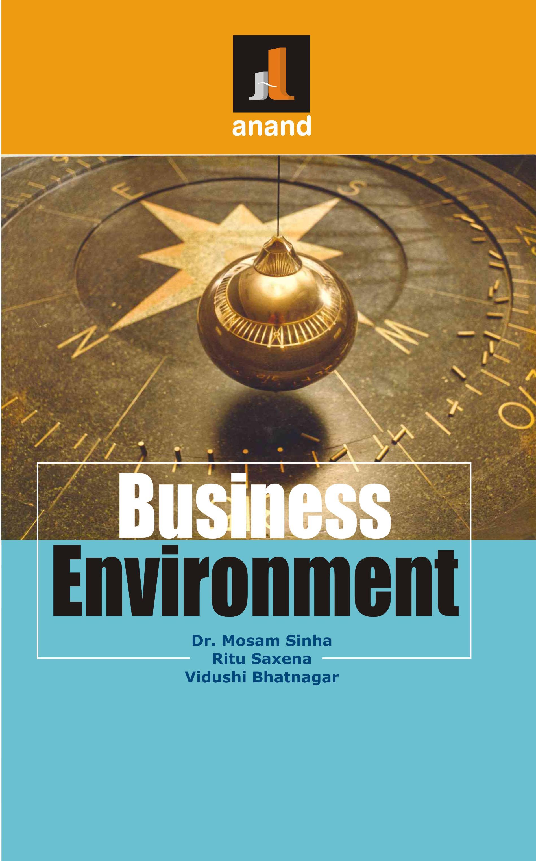 203 Business Environment
