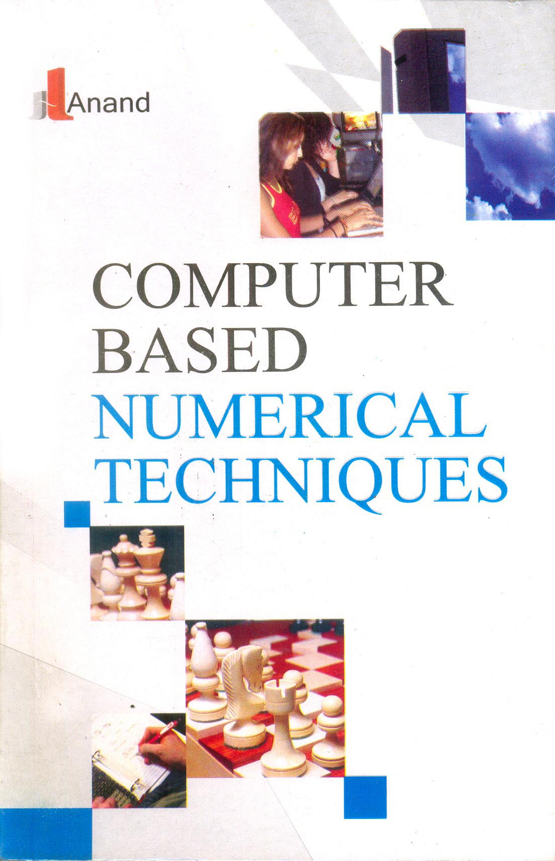 301 COMPUTER BASED NUMERICAL TECHNIQUES