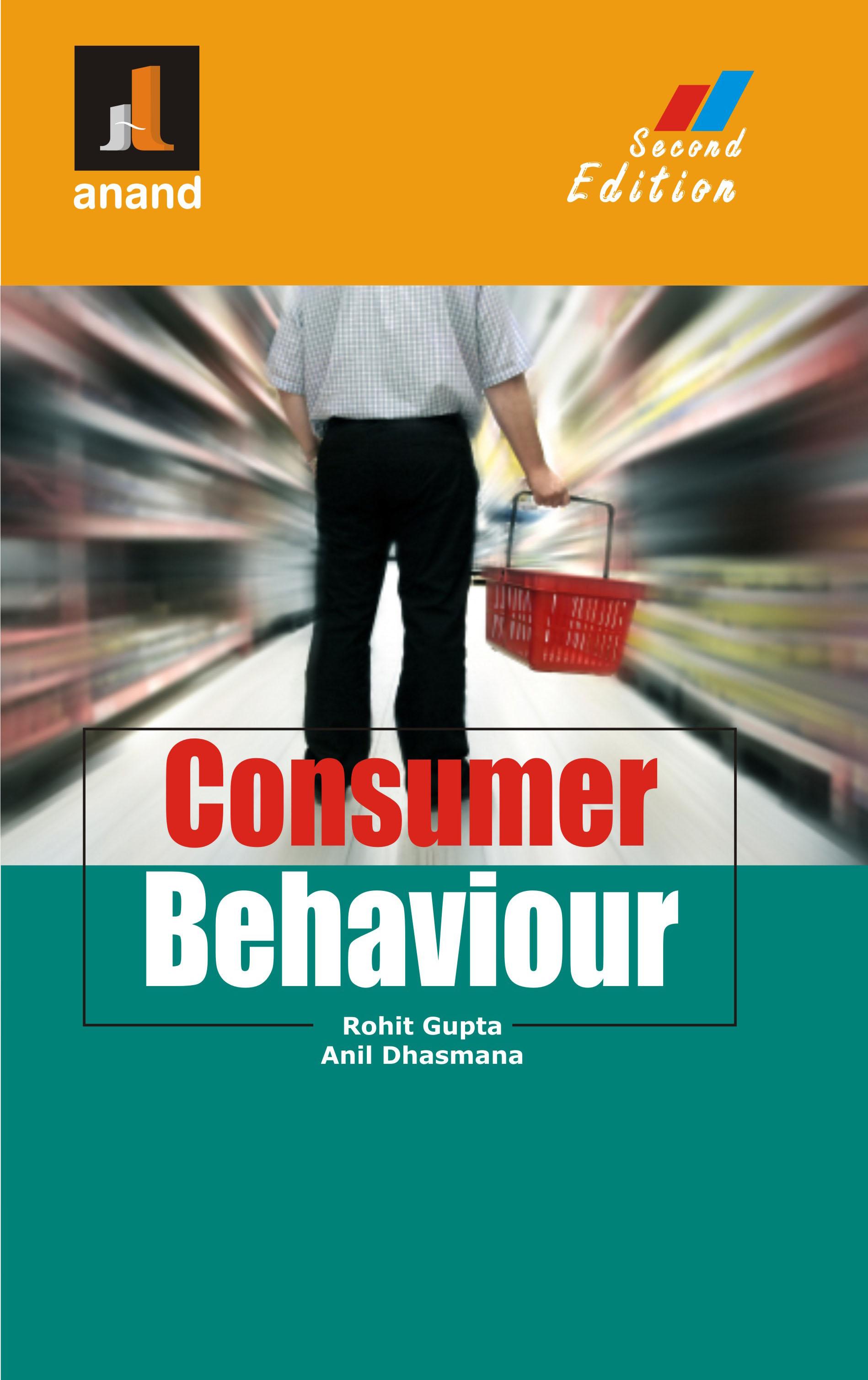 405 Consumer Behaviour