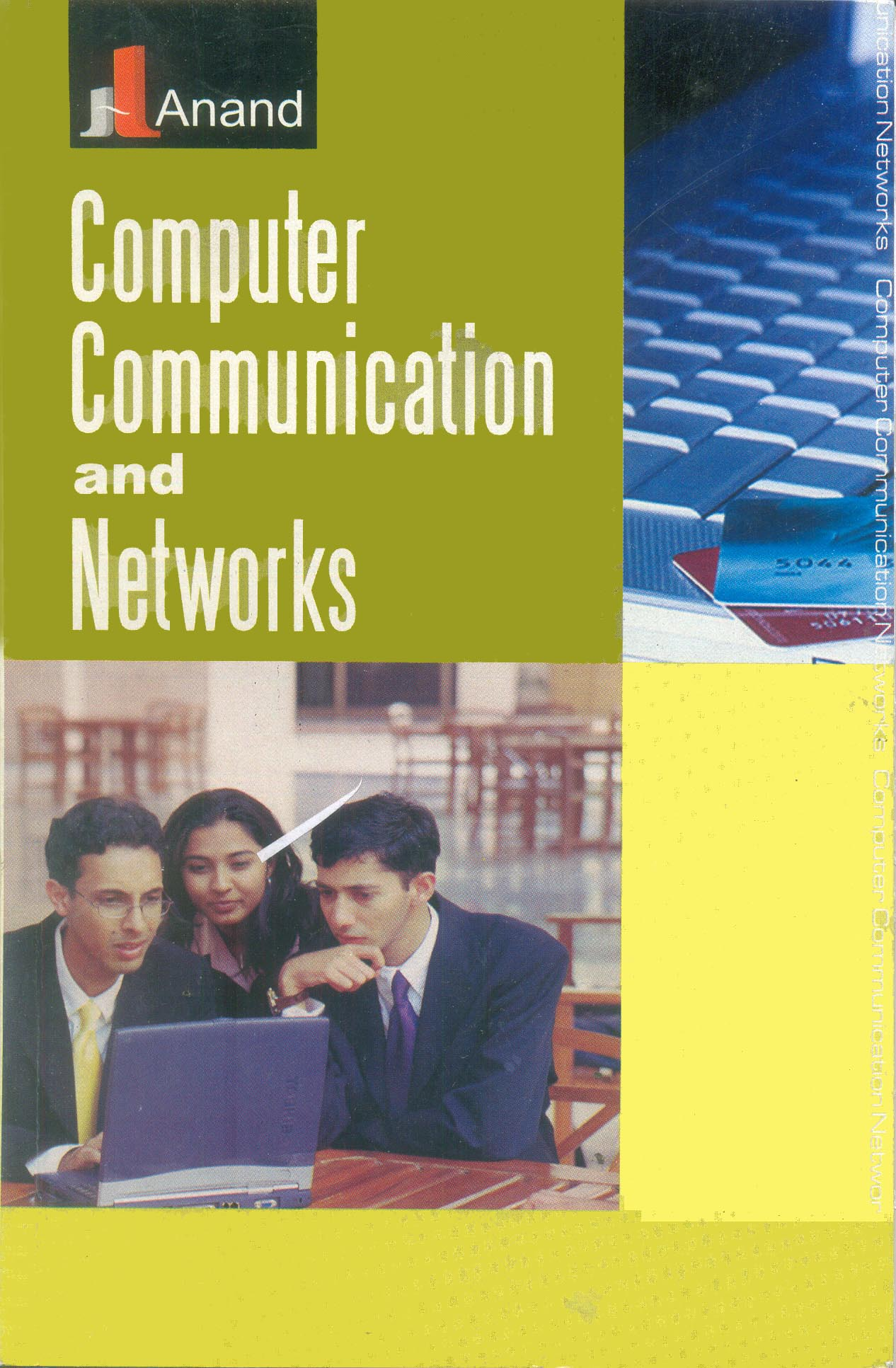 404 DATA COMMUNICATION AND COMPUTER NETWORK