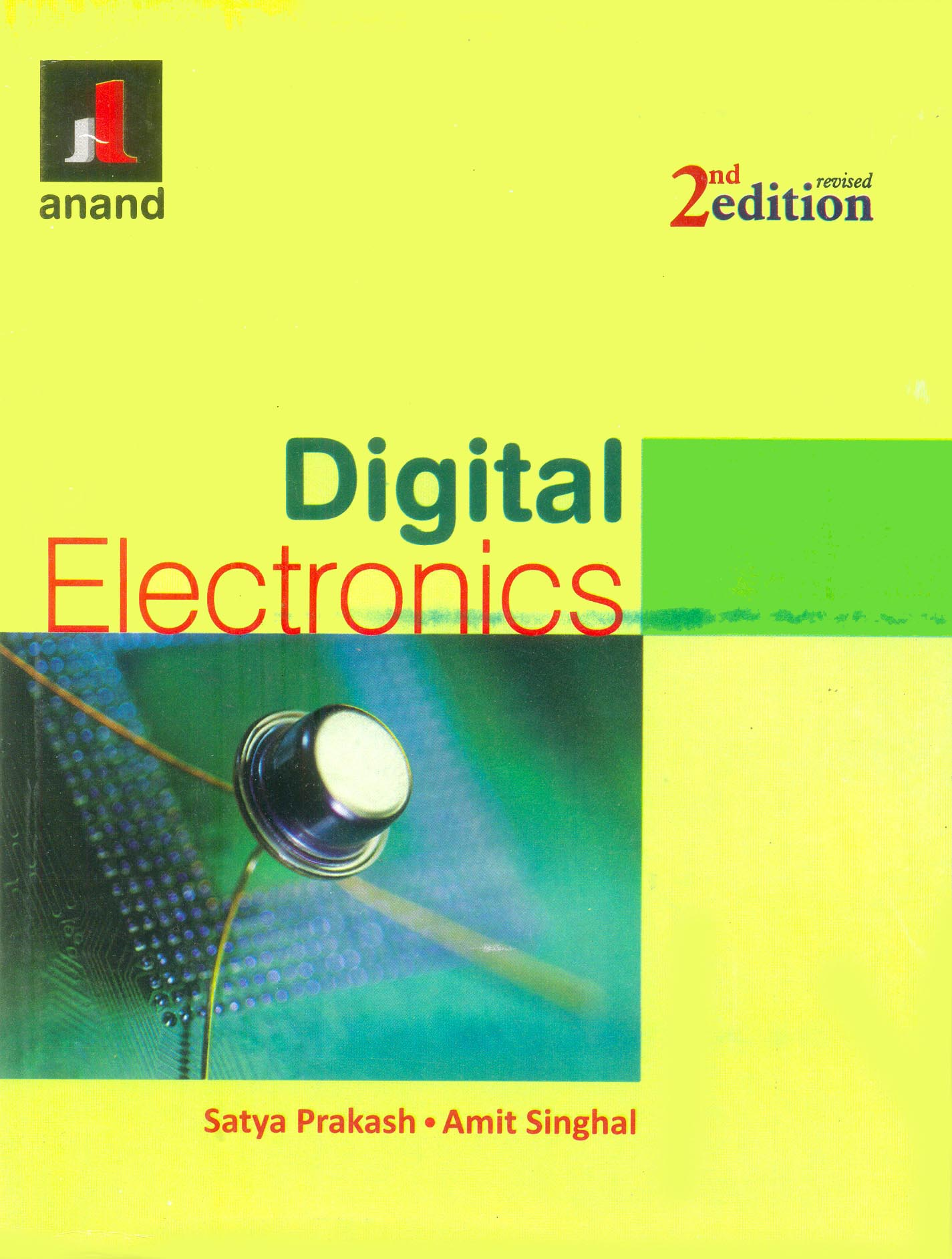 204 Digital Electronics