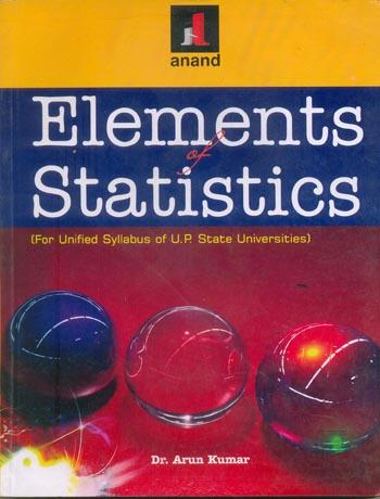 Elements of Statistics