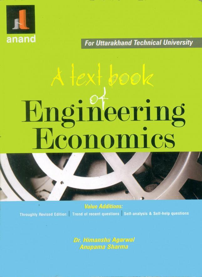 THM301 ENGINEERING ECONOMICS