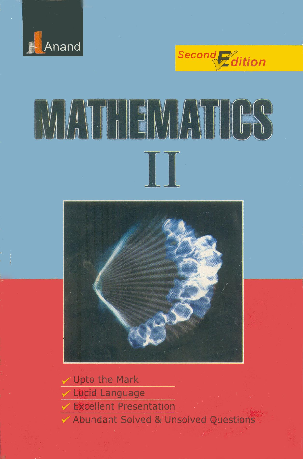 TAS-204 ENGINEERING MATHEMATICS II