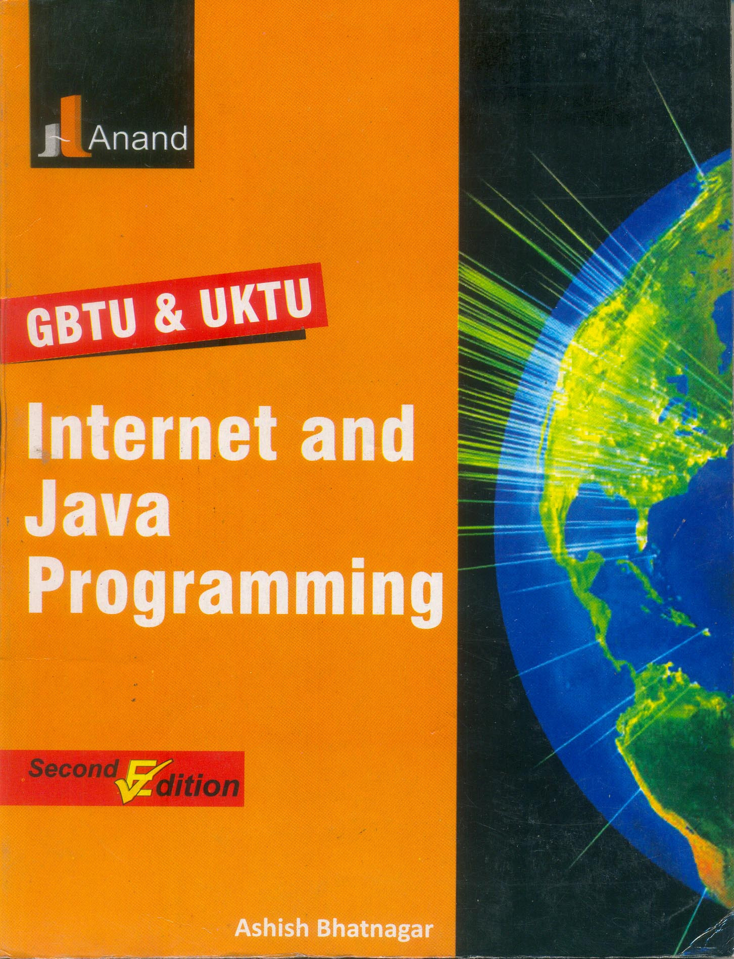 MCA3.5 INTERNET AND JAVA PROGRAMMING