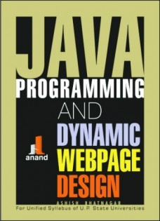 Java Programming and Dynamic Webpage Design