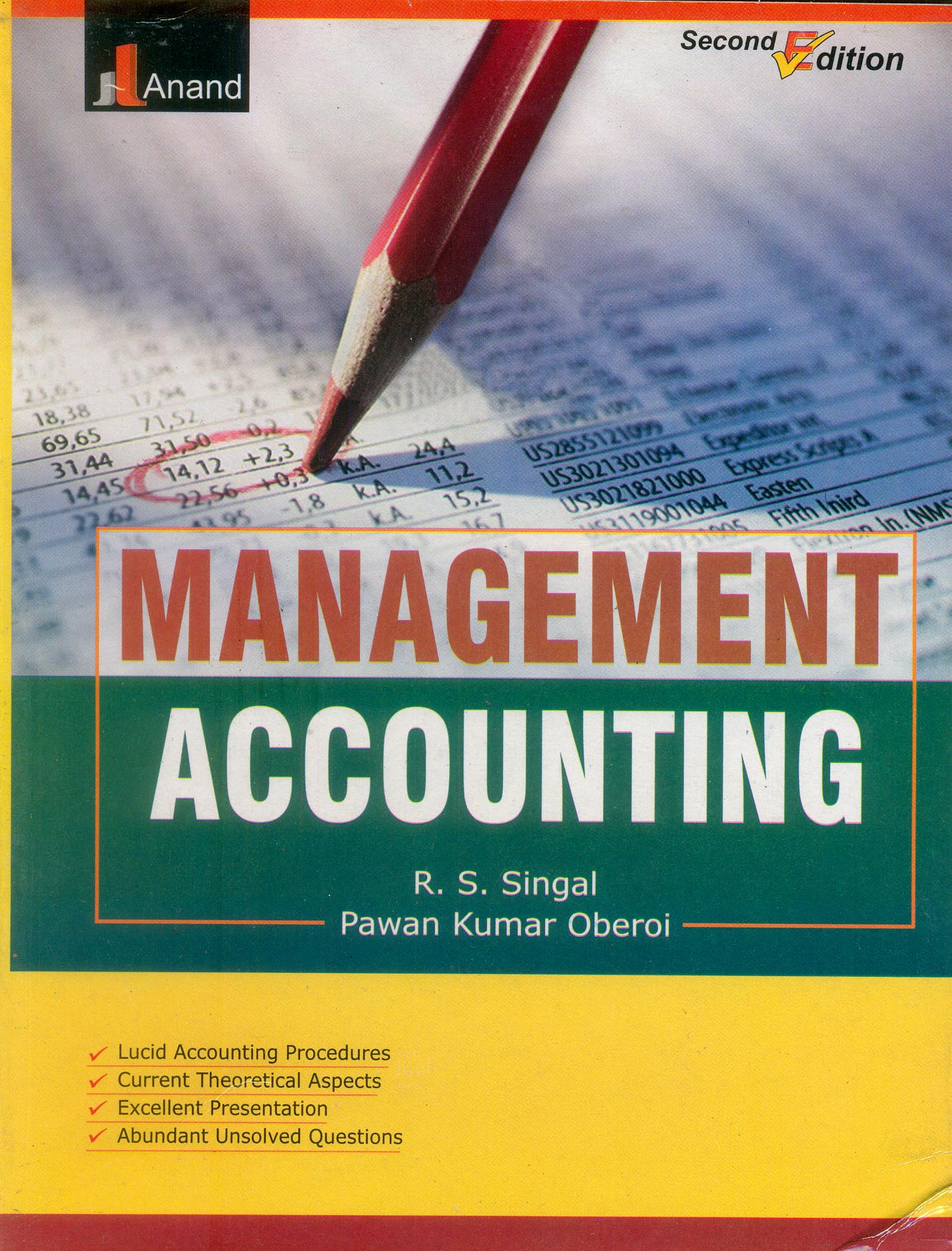 MB202 MANAGEMENT ACCOUNTING