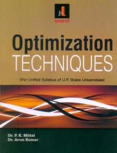 Optimization Techniques