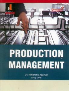 Production Managemnet