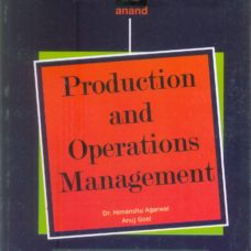 MB207 PRODUCTION AND OPERATIONS MANAGEMENT