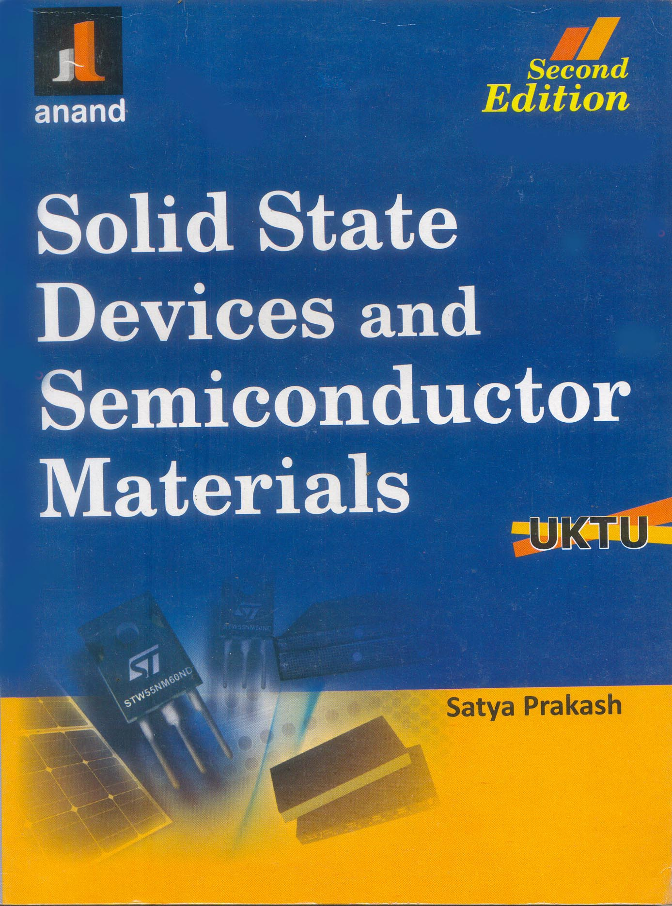 TEC406 SOLID STATE DEVICES AND SEMICONDUCTOR MATERIALS (ECE)