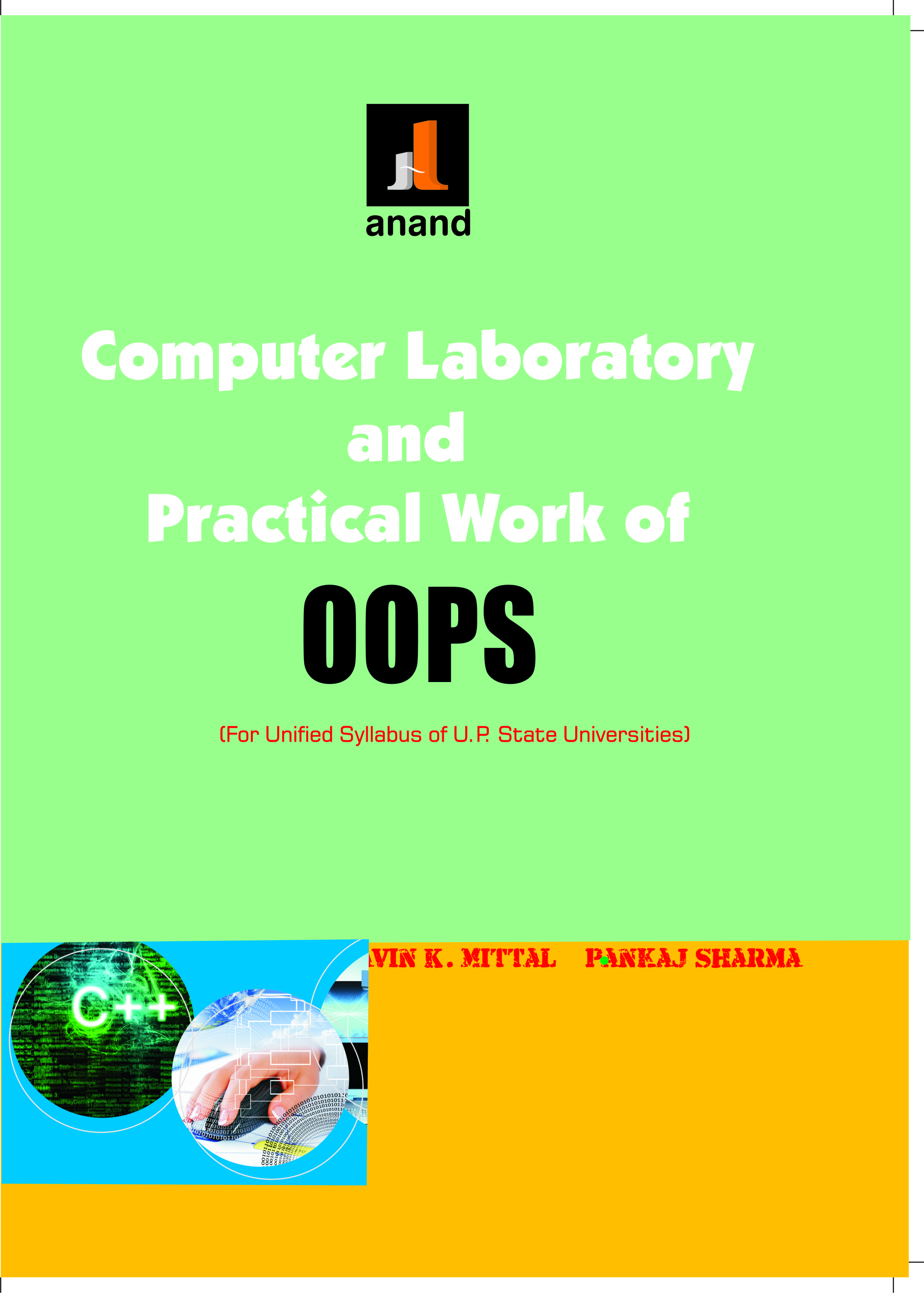 Computer Laboratory and Practicals Works of OOPS